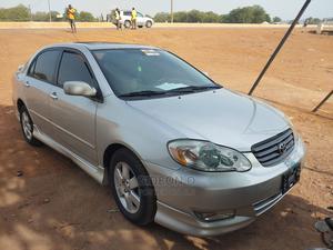 Toyota Corolla 2005 S Silver   Cars for sale in Abuja (FCT) State, Gwagwalada
