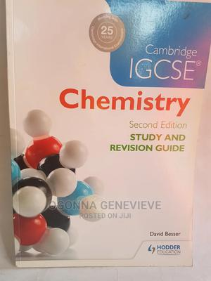 Cambridge IGCSE CHEMISTRY (Study and Revision Guide) | Books & Games for sale in Lagos State, Yaba