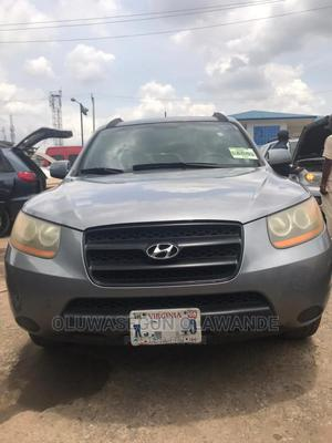 Hyundai Santa Fe 2009 2.7 V6 4WD Gray | Cars for sale in Lagos State, Agege