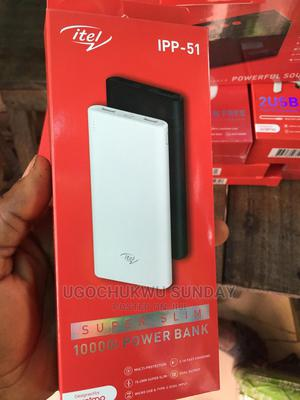 Itel 10000mah Power Bank   Accessories for Mobile Phones & Tablets for sale in Lagos State, Ikeja