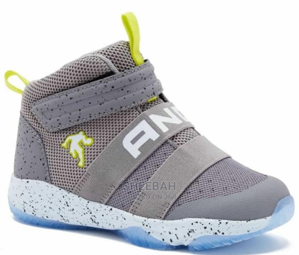 And 1 Hi - Top Sneakers