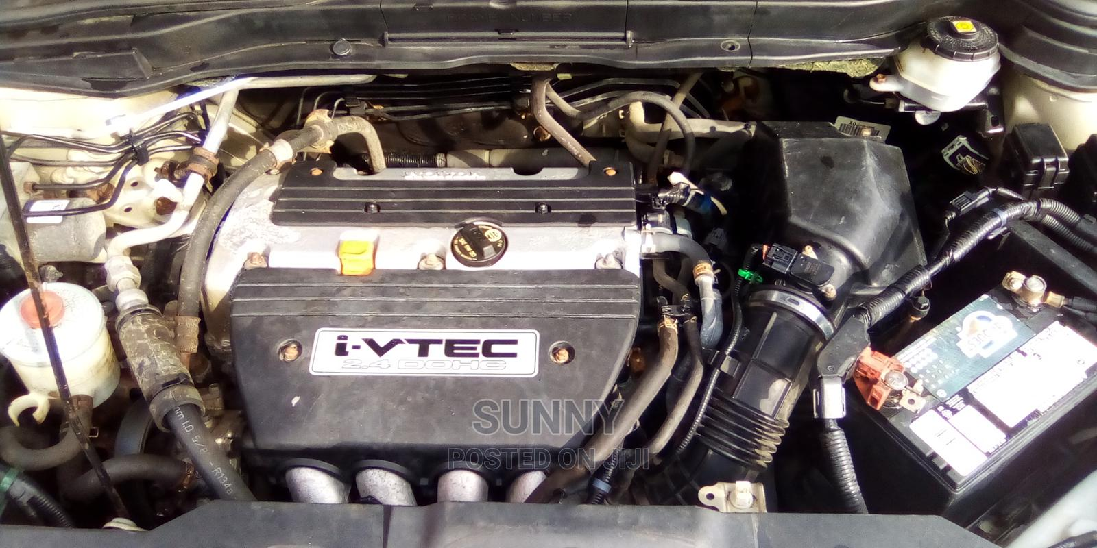 Archive: Honda CR-V 2009 Gold