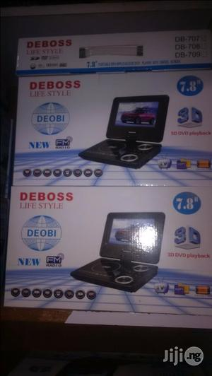 Portable Dvd/Cd Player With Tv Channels   TV & DVD Equipment for sale in Lagos State