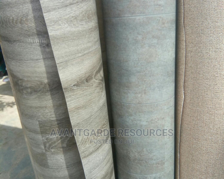 Fine Linoleum Carpets at Badagry