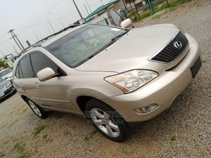 Lexus RX 2005 Gold | Cars for sale in Abuja (FCT) State, Jabi