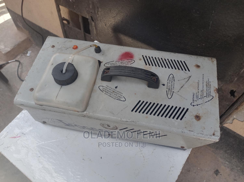 Archive: Smoke Machine