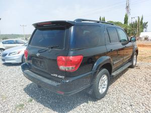 Toyota Sequoia 2005 Black | Cars for sale in Abuja (FCT) State, Apo District