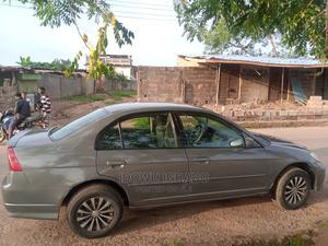 Honda Civic 2003 Coupe Gold | Cars for sale in Ondo State, Ondo / Ondo State