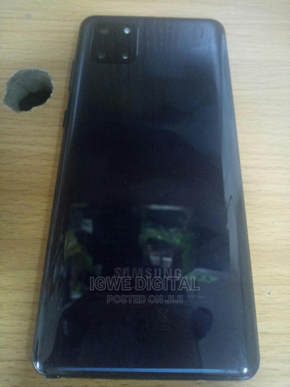 Samsung Galaxy Note 10 Lite 128 GB Black | Mobile Phones for sale in Ikeja, Lagos State, Nigeria