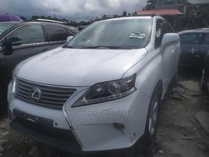 Lexus RX 2013 White | Cars for sale in Lagos State, Apapa