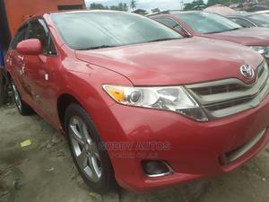 Toyota Venza 2009 V6 Red | Cars for sale in Lagos State, Apapa