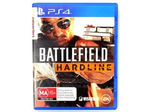 Ps4 Battlefield Hardline | Video Games for sale in Lagos State, Ikeja