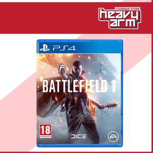 Ps4 Battlefield 1 | Video Games for sale in Lagos State, Ikeja