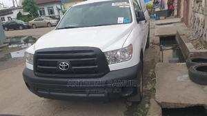 Toyota Tundra 2013 White   Cars for sale in Lagos State, Alimosho
