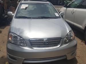 Toyota Corolla 2006 S Silver | Cars for sale in Lagos State, Amuwo-Odofin