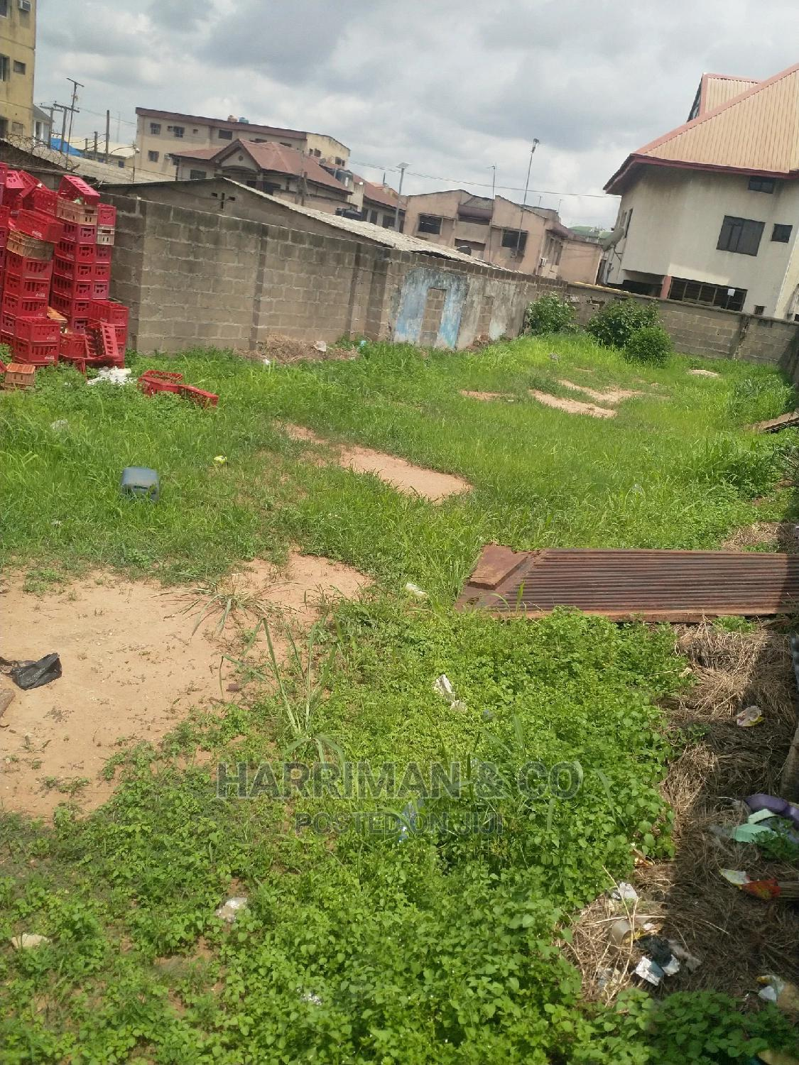 Vacant,Gated and Fenced Residential Land at Ikeja for Sale