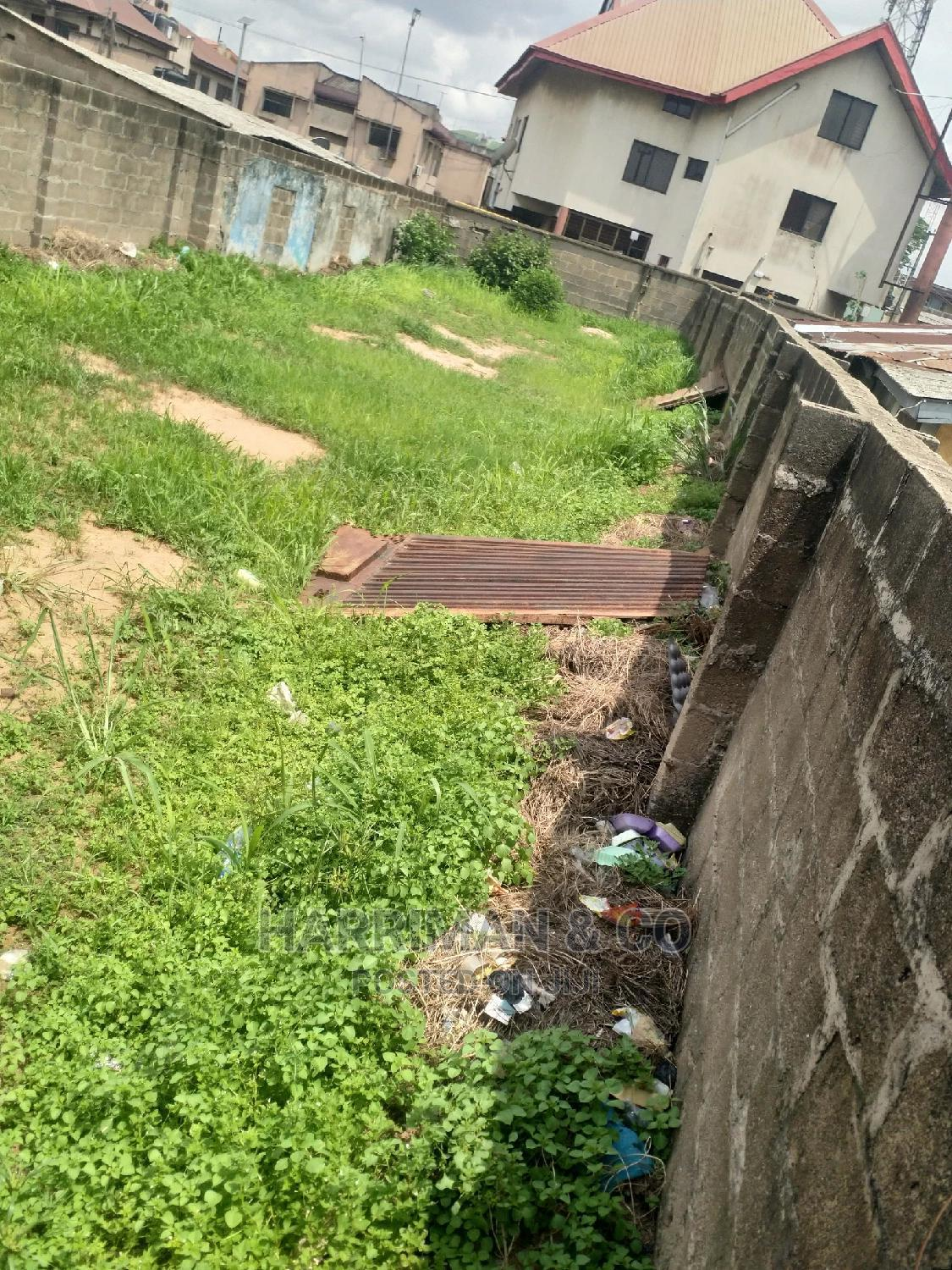 Vacant,Gated and Fenced Residential Land at Ikeja for Sale   Land & Plots For Sale for sale in Ikeja, Lagos State, Nigeria