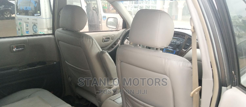 Archive: Toyota Highlander 2005 Limited V6 Silver