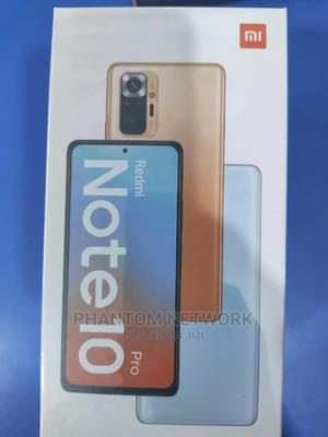 New Xiaomi Redmi Note 10 Pro 128 GB Blue | Mobile Phones for sale in Abuja (FCT) State, Wuse 2