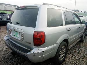 Honda Pilot 2003 Silver   Cars for sale in Lagos State, Ikeja