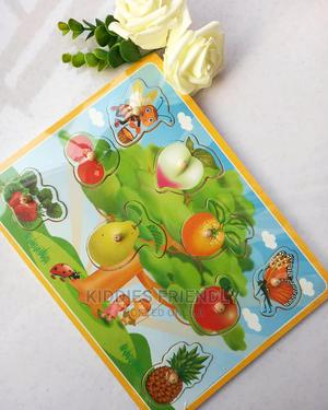Fruits Insects Puzzle Board | Toys for sale in Lagos State, Surulere