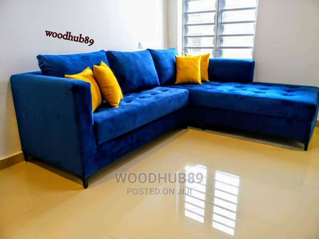 Archive: 5 Seater L Shape Sofa