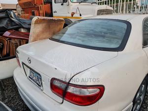Mazda 626 2003 White   Cars for sale in Lagos State, Ogba