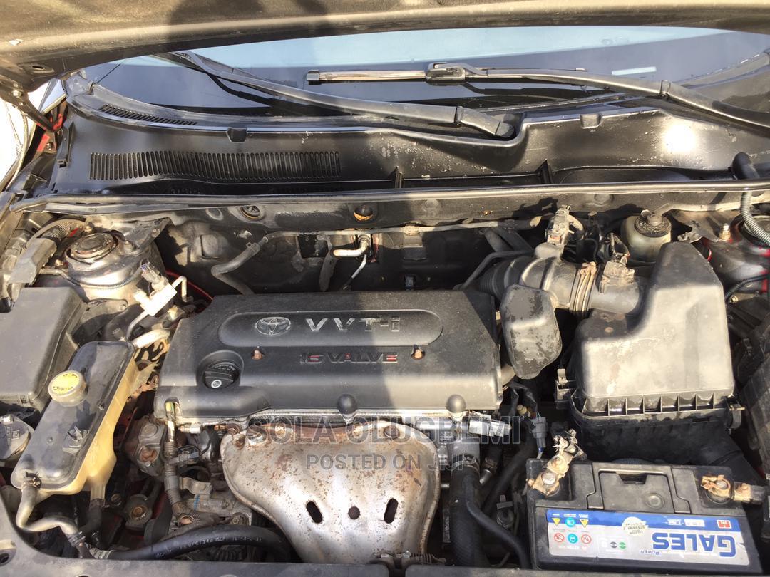 Archive: Toyota RAV4 2007 Sport Gray