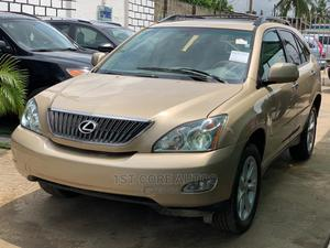 Lexus RX 2009 Gold | Cars for sale in Lagos State, Ikeja