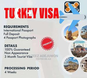 Turkey Visa Available | Travel Agents & Tours for sale in Lagos State, Ikorodu