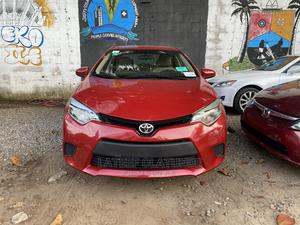 Toyota Corolla 2016 Red   Cars for sale in Lagos State, Ikoyi