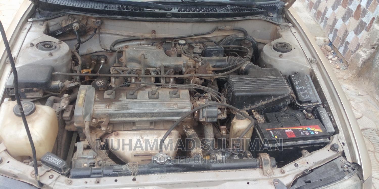 Archive: Toyota Corolla 1999 Sedan Automatic Gold