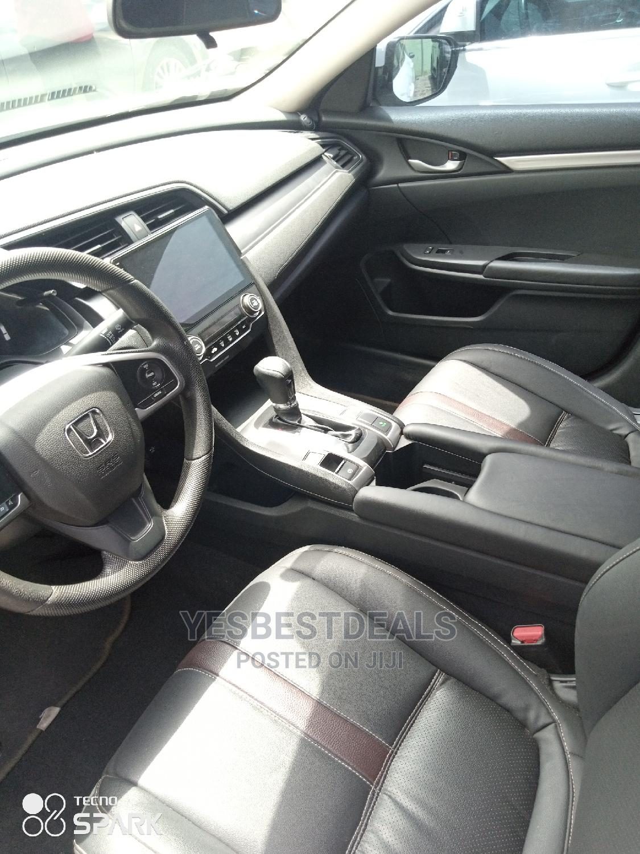 Honda Civic 2016 LX 4dr Sedan (2.0L 4cyl) White | Cars for sale in Garki 2, Abuja (FCT) State, Nigeria