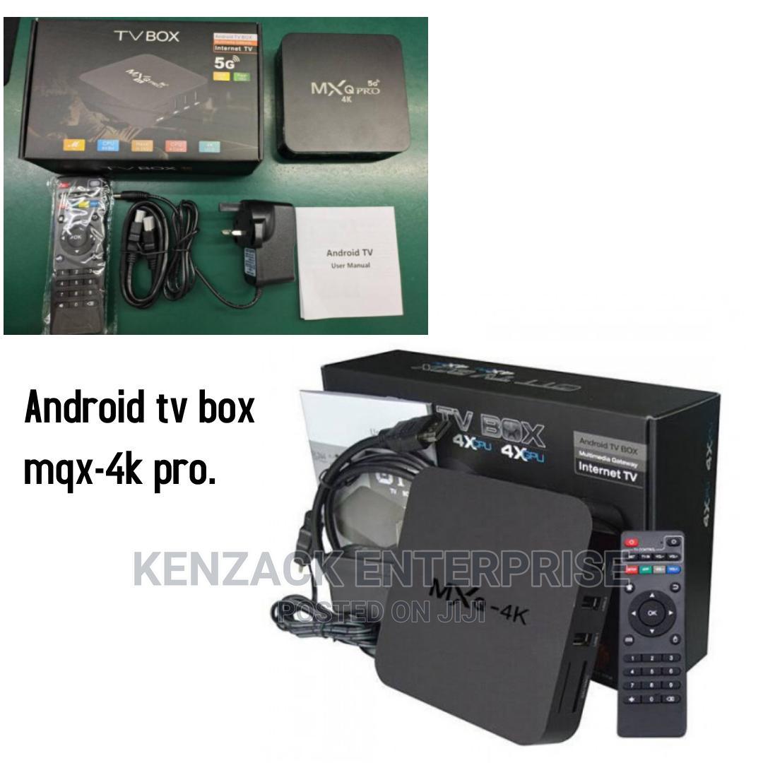 Mxq PRO 4K Internet TV Box