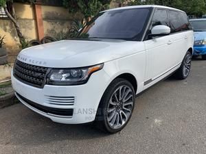 Land Rover Range Rover Vogue 2016 White | Cars for sale in Lagos State, Ikeja