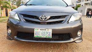 Toyota Corolla 2013 Gray   Cars for sale in Abuja (FCT) State, Central Business Dis