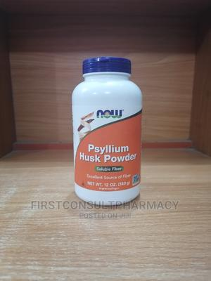 Now Psyllium Husk Soluble Fiber 340g | Vitamins & Supplements for sale in Lagos State, Surulere