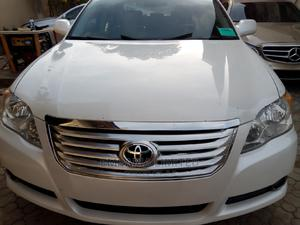 Toyota Avalon 2008 White | Cars for sale in Lagos State, Magodo