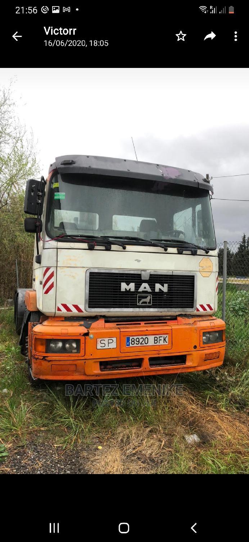 Man Diesel   Trucks & Trailers for sale in Surulere, Lagos State, Nigeria