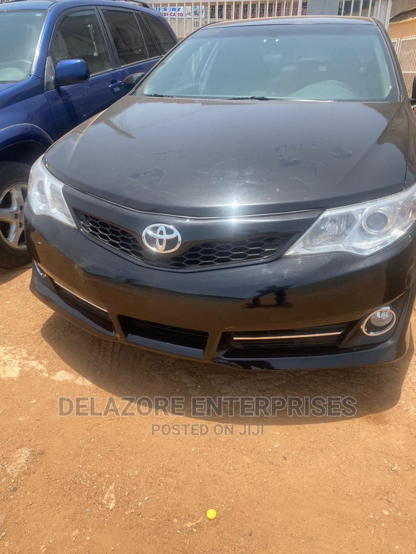 Toyota Camry 2013 Black | Cars for sale in Ilorin South, Kwara State, Nigeria
