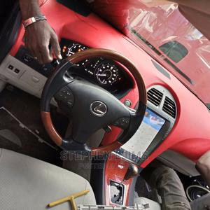 Customise Dashboard Red Colour Interior Lexus Es350 | Vehicle Parts & Accessories for sale in Lagos State, Ikeja