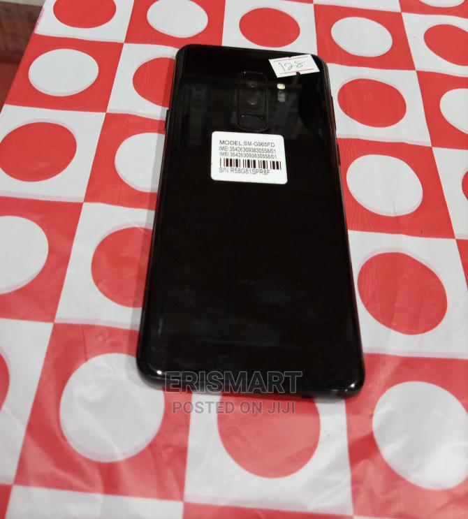 Samsung Galaxy S9 Plus 128 GB Black | Mobile Phones for sale in Wuse 2, Abuja (FCT) State, Nigeria