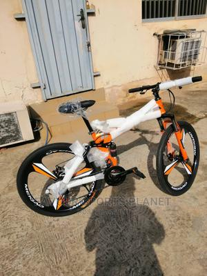 Brand New Alloy Wheels Bicycle (Size 26) | Sports Equipment for sale in Rivers State, Port-Harcourt