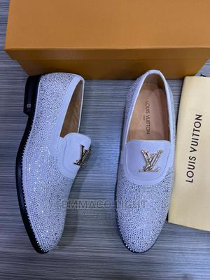 Quality Italian Louis Vuitton Loafers   Shoes for sale in Lagos State, Surulere