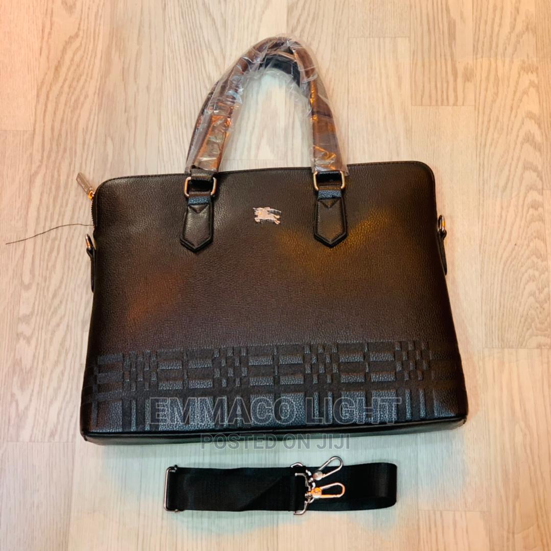 Quality Italian Burberry and Prada Hand Bag