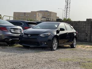 Toyota Corolla 2015 Black   Cars for sale in Abuja (FCT) State, Wuse 2