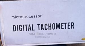 Digital Tachometer Photo | Measuring & Layout Tools for sale in Lagos State, Ojo