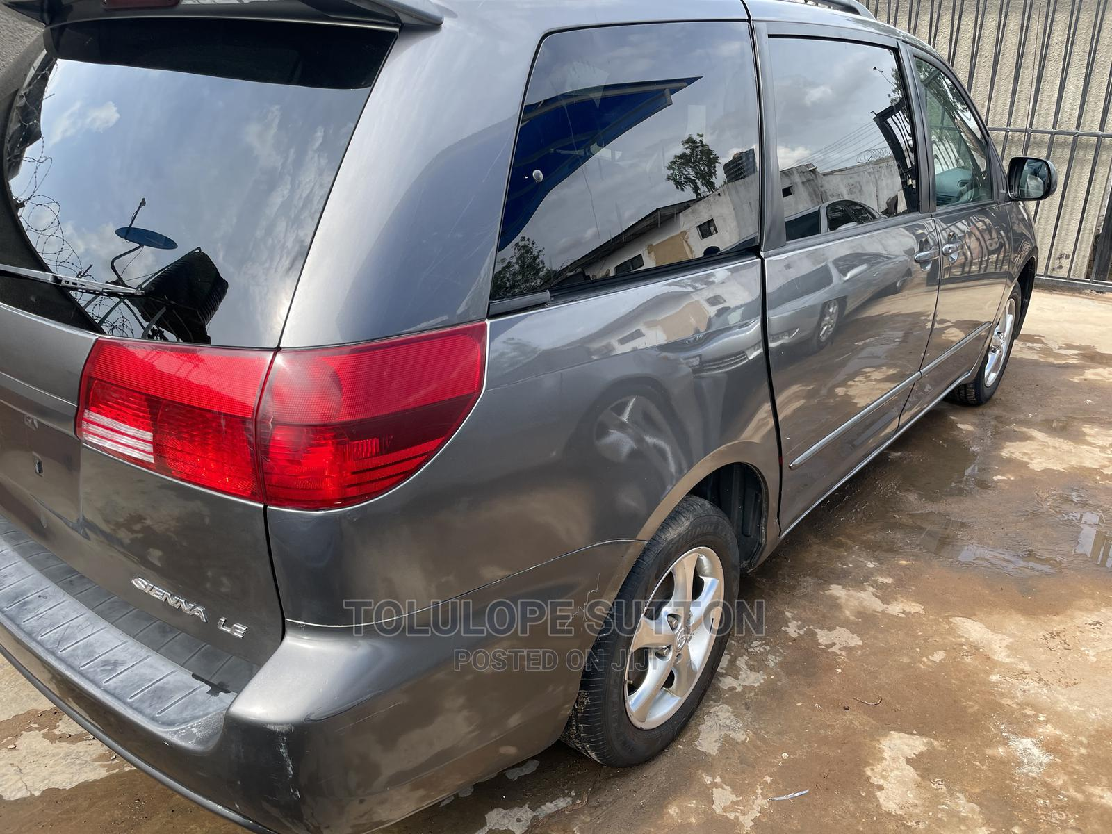 Toyota Sienna 2006 LE AWD Gray   Cars for sale in Maryland, Lagos State, Nigeria