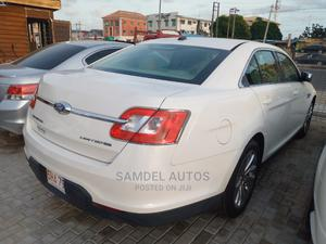 Ford Taurus 2011 White | Cars for sale in Lagos State, Ajah
