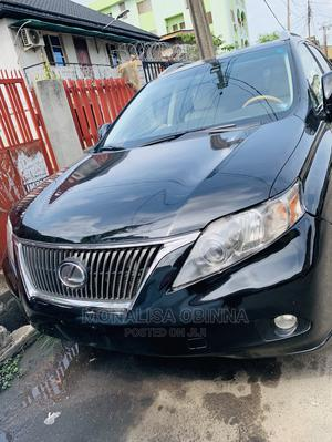 Lexus RX 2010 Black | Cars for sale in Lagos State, Surulere